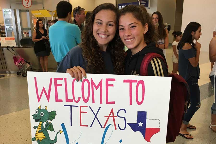 High School Besuch in Texas